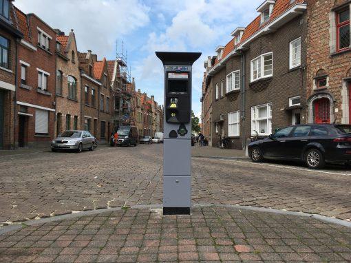 Parkeer in Brugge voor 10 cent