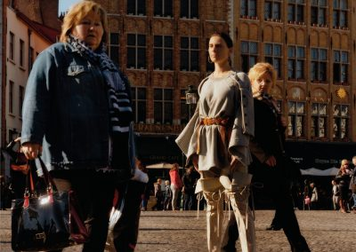 Het mode-examen van Glenn Martens