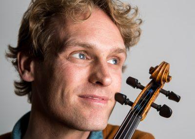 Emile Verstraeten: de violist van Bart Peeters